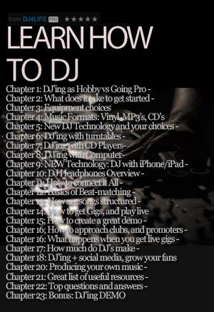 Boston Dj Lessons, Boston Dj Academy, Boston DJ  classes